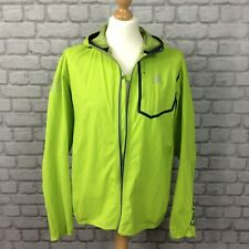 SALOMON MENS UK L BONATTI PRO WATERPROOF RUNNING JACKET RRP £190