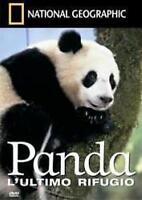 Panda L'ultimo Rifugio DVD Nuovo NATIONAL GEOGRAPHIC Sigillato-