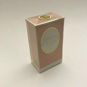 CHRISTIAN DIOR Diorissimo PARFUM 7.5 ml - 0.25 fl. oz. VINTAGE SEALED BOX