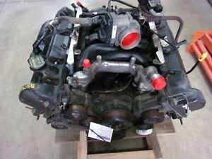 FORD F150 PICKUP 2009 Engine 4.6L, VIN W (8th digit, 2V)