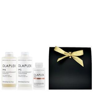 Olaplex Geschenkset - No.4 Bond Maintenance Shampoo 250ml + No.5 Bond Maintenan