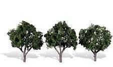 "Woodland Scenics [WOO] Trees Cool Shade 3-4"" (3) TR3508 WOOTR3508"