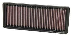 K&N Air Filter Fits 08-15 Smart Fortwo