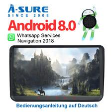 "9"" Android 8.0 32GROM 8Core GPS SWC OPS WLAN VW Passat Touran Golf Polo Tiguan"