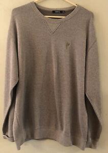 ASHWORTH MENS Sweater Size Large