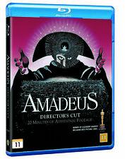 AMADEUS Director's Cut Blu-ray F. Murray Abraham Tom Hulce UK Release New R2