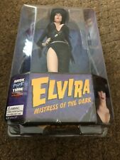 "AMOK TIME Mistress of the Dark ELVIRA 7"" Figure MONSTARZ Cult Horror figure 2013"