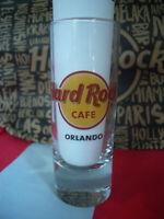 HRC Hard Rock Cafe Orlando Shot Glass Shotglass Classic Logo New Style 2019