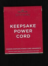 Hallmark 2020 Keepsake Power Cord for Ornaments Nib