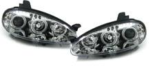 Pour Mazda Mx-5 01-05 Angel Eye Chrome Phares Éclairage Lampe Remplacement Pièce