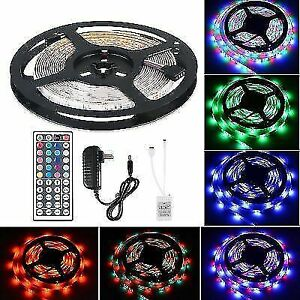 Linkstyle 300 LED Flexible RGB Waterproof Strip Light 12V