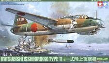 1/48 Tamiya Mitsubishi G4M1 Type1 Attacker (Betty) #61049