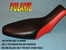 Polaris Predator 500 New seat cover 2003-07 Black/red 951B