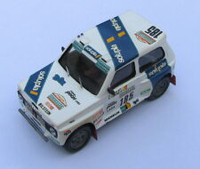 Lada  Niva n°185 Paris-Dakar 1987 Jacky Ickx - Kit monté Gaffe 1/43