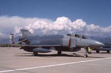F1701 Usaf F4 Phantom 66662 35Mm Kodachrome Aircraft Slide May 1990