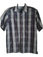 Scotch & Soda Men's Short Sleeve Shirt - Size XL