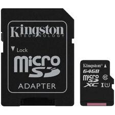 Cartes mémoire Samsung Galaxy J pour téléphone mobile et assistant personnel (PDA), 64 Go
