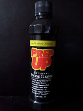 PrepUp Internal Engine Cleaner 8oz Bottle MotorUp Removes Carbon Buildup NEW