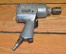 """Blue-Point Model AT500 vintage 1/2"""" air impact gun with 15/16 Snap-on socket"""