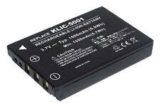Power Smart 1600mah batería para sanyo xacti vpc-hd1000 vpc-hd1010bk