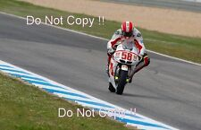 Marco Simoncelli San Carlo Honda Gresini Moto GP Portugal 2011 Photograph 3