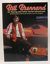 BILL BRENNAND Air Racing and Other Aerial Adventures Signed Softcover