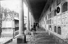 "Photo 1889 Mexico City ""San Fernando Cemetery"""