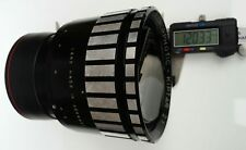 Cine Anamorphic lens