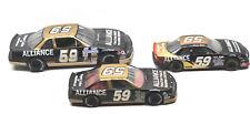 1:18 Chevrolet Lumina #59 Robert Pressley+1:24 Olds+1:24 Chevy Dennis Setzer #59