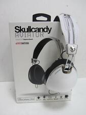 SKULL Candy (S 6 con Cavo AVFM - 158) Aviatore Rocnation Fascia per cuffie-Bianco Marmo