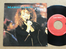 "DISQUE 45T DE MARIAH CAREY  "" I'LL BE THERE """