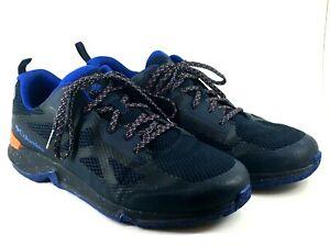Columbia Vitesse Outdry Mens UK 9.5 EU 43.5 Navy Hiking Shoes Sneaker Trainers