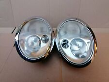 BMW MINI COOPER ONE R50 PAIR OF HEADLAMP HEADLIGHTS 2001-2004