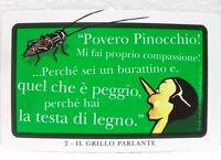 """SCHEDA TELEFONICA G 778-""""TELECOM ITALIA""""-""""LE AVVENTURE DI PINOCCHIO""""-5,000-MAN"""