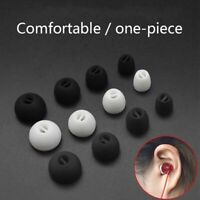 4Pairs For Sennheiser CX3.00/5.00 Ear Tips Buds In-Ear Earphone Silicone Eartips