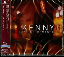 KENNY G-RHYTHM & ROMANCE-JAPAN SHM-CD E25