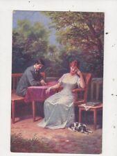 Das Missverstaendnis J Mathauser Vintage Art Postcard 882a