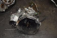 Renault Megane MK3 1.5 DCI 6 Speed Manual gearbox-TL4K9KX #436
