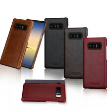 Pierre Cardin Genuine Leather Cover Ultra-Thin Case For Samsung Galaxy Note 8
