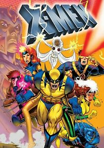 """X-MEN THE ANIMATED SERIES 11""""x17"""" POSTER PRINT"""