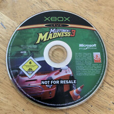 Midtown Madness 3 Xbox Disque Seulement