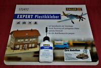 Expert Plastikkleber Kleber Expert Plastic Glue Modellbau Faller 170492 New