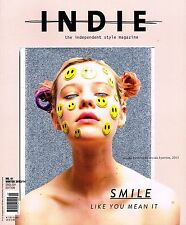 INDIE #41 ARVIDA BYSTROM Anouk Hagemeijer KRISTINA SALINOVIC Woodkid @NEW@