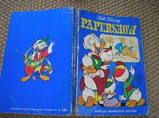 PAPERSHOW CLASSICO 1963 PRIMA EDIZIONE CLASSICI DISNEY