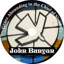 Grace Abounding to the Chief of Sinners John Bunyan Christian Audiobook 1 MP3 CD