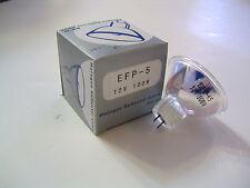 (2)  EFP-5  12V 100W  MR16 Halogen Projector Light Bulb - NEW