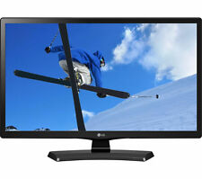 """LG 28MT48S Smart 28"""" LED TV HD Ready 720p Freeview with Built-In WiFi Black #B"""
