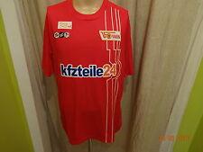 """1.fc Unión berlín original doyou Football camiseta 2010/11 """"kfzteile 24"""" talla XL Top"""