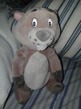 """Winnie The pooh's Friend Gopher Beanbag Plush 7"""""""