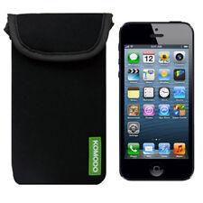 Komodo Apple IPHONE 5 5C 5S SE Neoprene Mobile Phone Pouch Pocket Cover Case ///